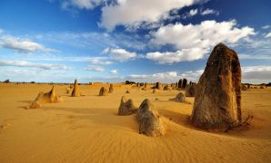 Australien The Pinnacles Desert, Nambung National Park