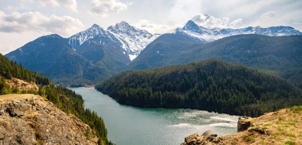 North Cascades National Park USA